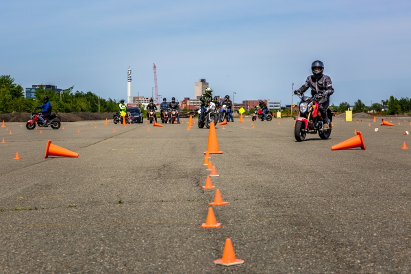 New Rules For Motorcycle Riders